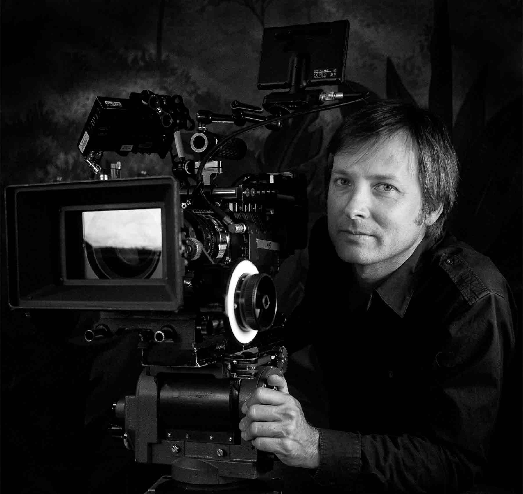 John Tipton 8-Time Emmy Winning Cinematographer - World's Best Director of Photography - World's best Cinematographers
