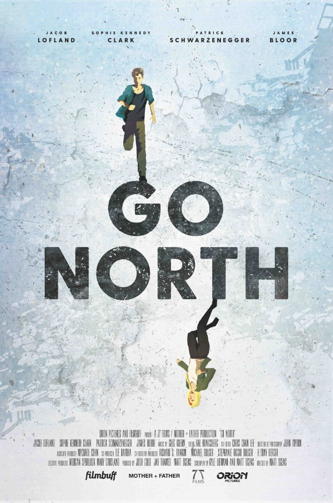 Go North by Matt Ogens and John Tipton